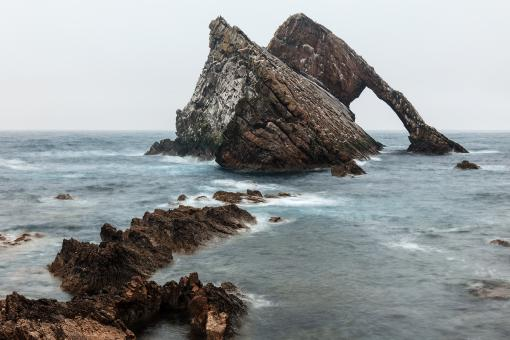 Free Stock Photo of Bow Fiddle Rock