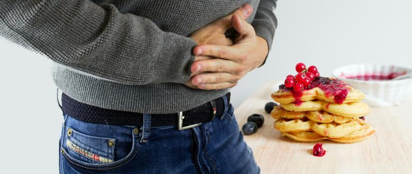 Free Stock Photo of Stomach Pain