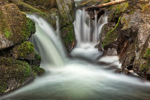 Free Stock Photo of Aira Beck Cascades