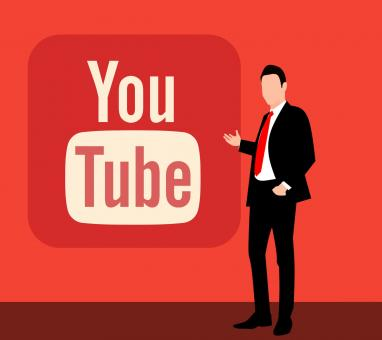Free Stock Photo of Youtube Marketing