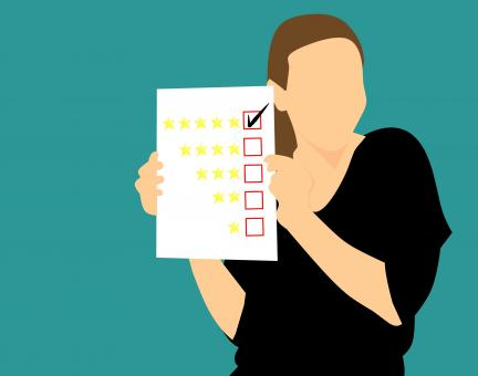 Free Stock Photo of Feedback Survey Illustration
