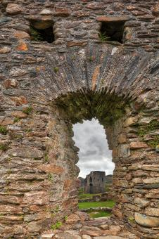 Free Stock Photo of Welsh Phantom Castle
