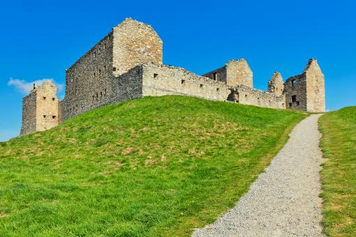 Free Stock Photo of Ruthven Barracks
