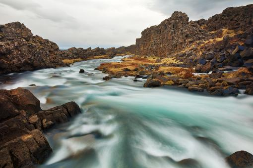 Free Stock Photo of Oxara River