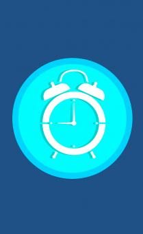 Free Stock Photo of Clock Time Illustration