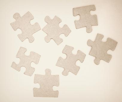 Free Stock Photo of Puzzle Details