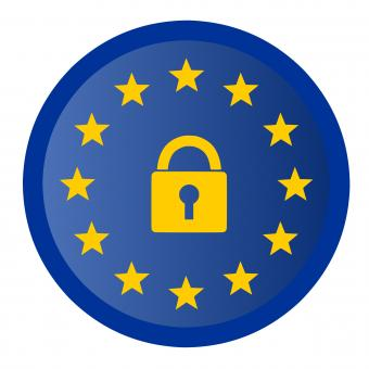 Free Stock Photo of  GDPR Icon