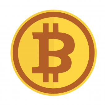 Free Stock Photo of Bitcoin Icon