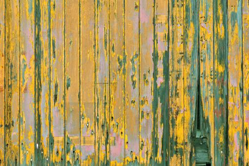 Free Stock Photo of Vibrant Dilapidation Texture