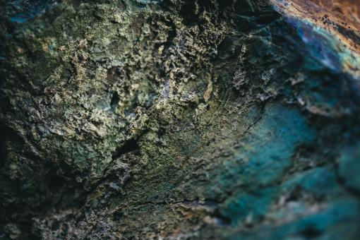 Free Stock Photo of Alien Surface Background