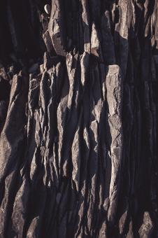 Free Stock Photo of Rock Formation Texture