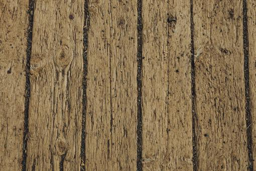 Free Stock Photo of Worn Wood Surface