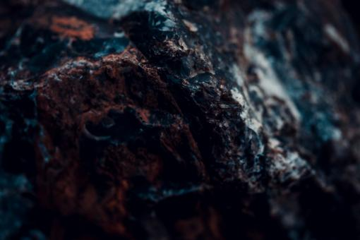 Free Stock Photo of Gritty Alien Rock Texture