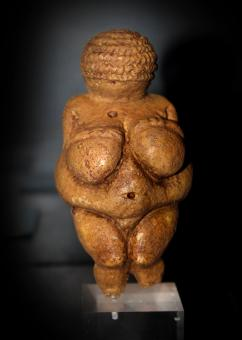 Free Stock Photo of Venus of Willendorf - European Upper Paleolithic Art