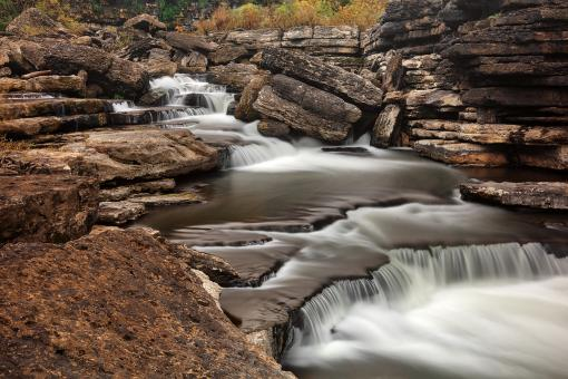 Free Stock Photo of Rugged Caney Fork Cascades