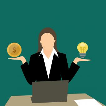 Free Stock Photo of New Business Idea Illustration