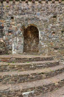 Free Stock Photo of Kidwelly Castle Portal