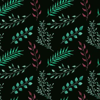 Free Stock Photo of Seamless Floral Pattern