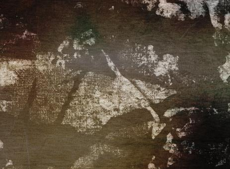 Free Stock Photo of Grunge Painted Canvas Texture