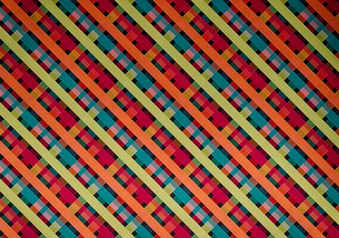 Free Stock Photo of Colorful repeating colorful pattern background