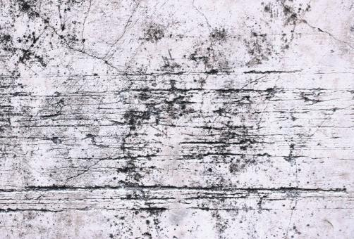 Free Stock Photo of Scratched white concrete wall texture
