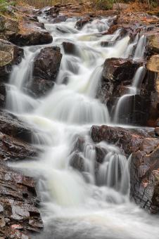 Free Stock Photo of Bulls Eye Falls