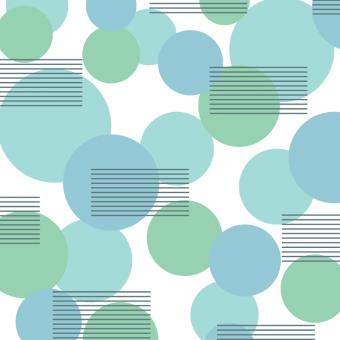 Free Stock Photo of Green and Blue Geometric Background