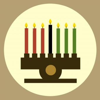 Free Stock Photo of Kwanzaa celebration