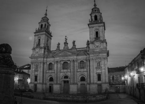 Free Stock Photo of Lugo Cathedral