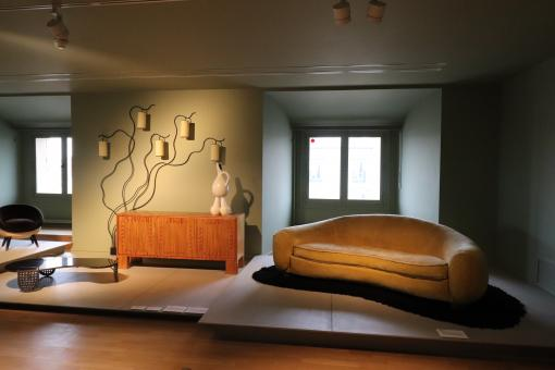 Free Stock Photo of Design section of museum of decorative arts
