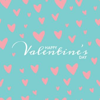 Free Stock Photo of Valentine's Day Pattern