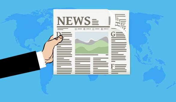 Free Stock Photo of World News Illustration