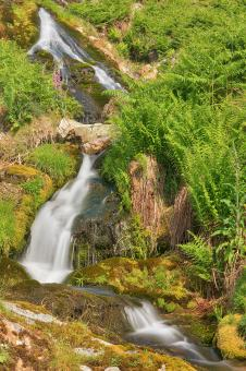 Free Stock Photo of Buttermere Spring Falls