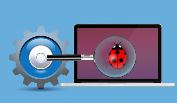 Free Stock Photo of System Bug Illustration