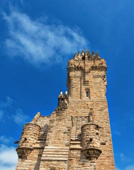 Free Stock Photo of Wallace Monument