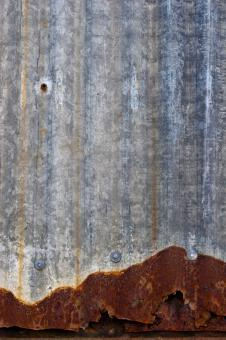 Free Stock Photo of Rusted Bottom