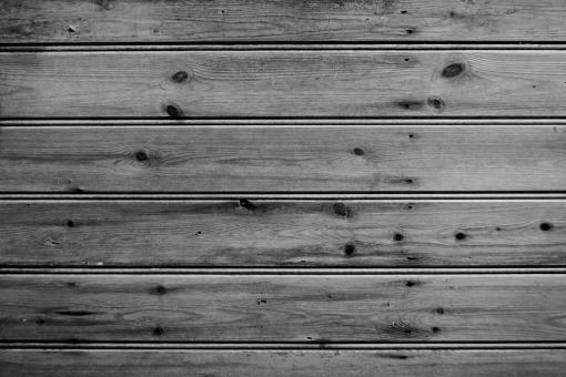 Free Stock Photo of Grayscale Wooden Panels