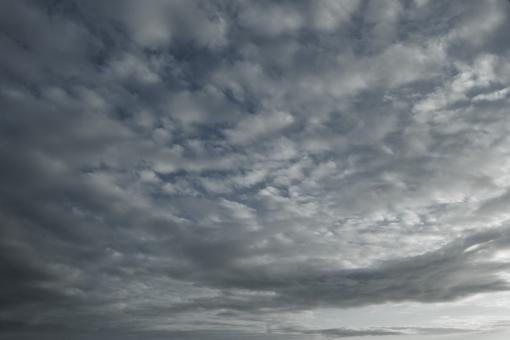 Free Stock Photo of Blue Cloudy Sky