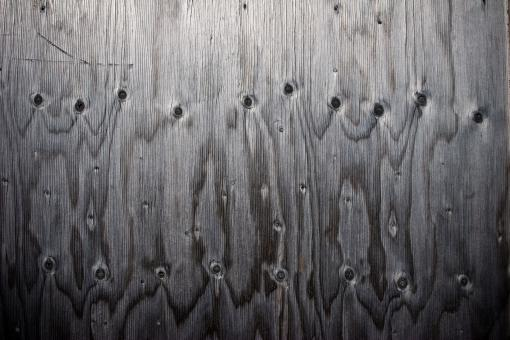 Free Stock Photo of Gray Wooden Board