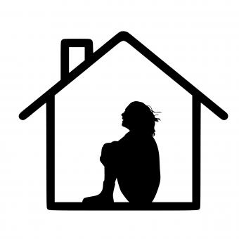 Free Stock Photo of Social Anxiety