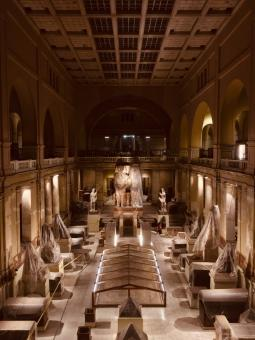 Free Stock Photo of Beautiful view of Egyptian museum