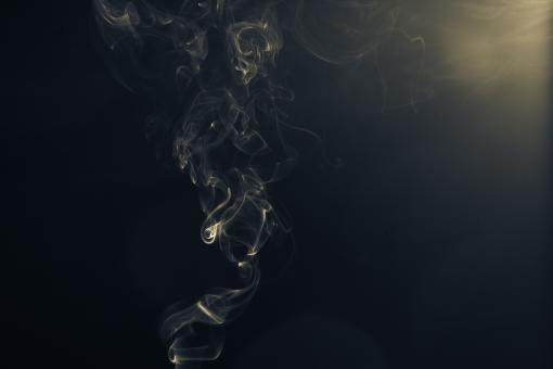 Free Stock Photo of Soft Smoke Background