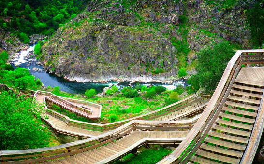 Free Stock Photo of Paiva Walkways - River Paiva - Northern Portugal