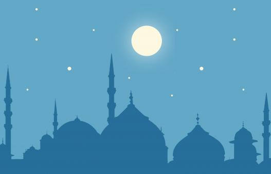Free Stock Photo of Ramadan Mubarak