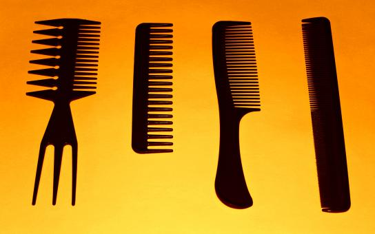 Free Stock Photo of Hairdresser's set