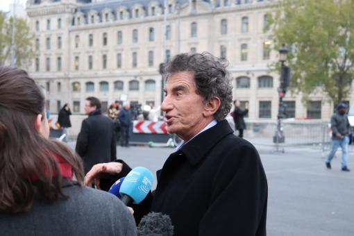 Free Stock Photo of Former minister of culture : Jack Lang