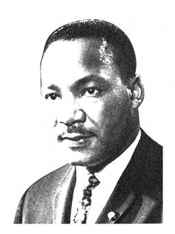 Free Stock Photo of Martin Luther King