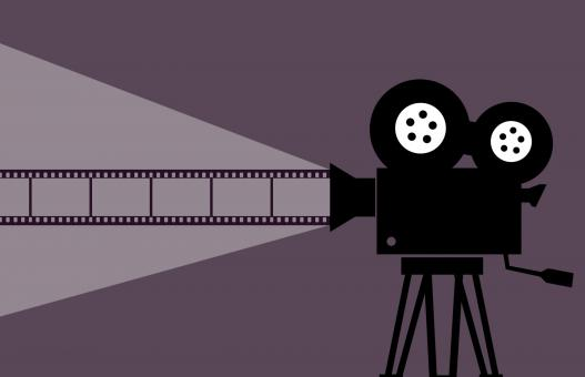 Free Stock Photo of Cinema Movie Camera