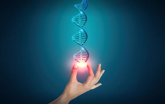 Free Stock Photo of DNA - Genetic Sequencing Concept - Genome