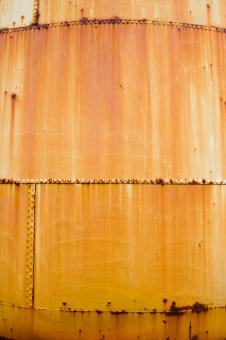 Free Stock Photo of Rusted Metal Drum